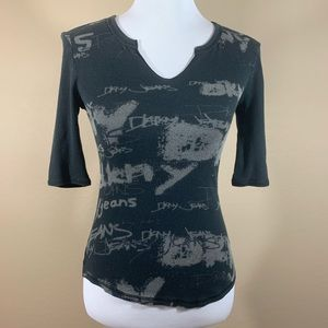 DNKY Jeans Thermal Shirt